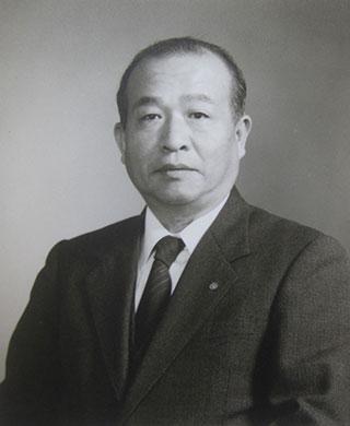 勝浦土地改良区理事長の写真