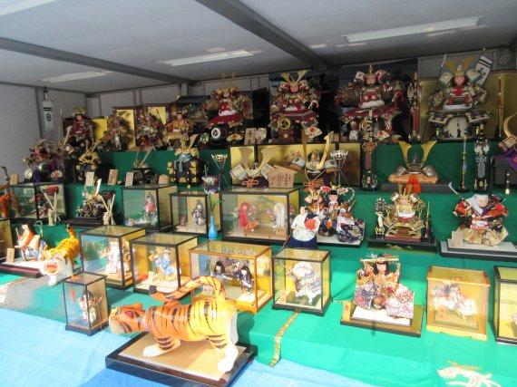 1-武者人形祭り