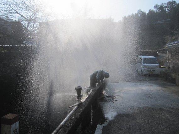 2-抜水作業